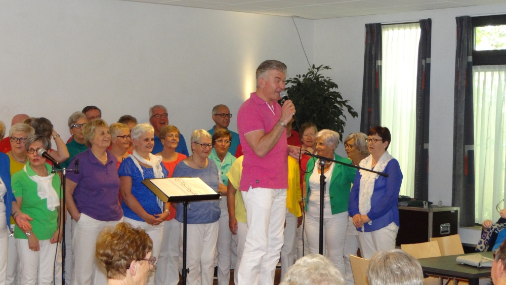 Zonnebloem Waalwijk 20 mei 2017