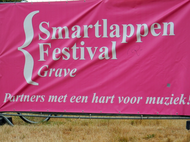 Smartlappenfestival Grave juni 2019